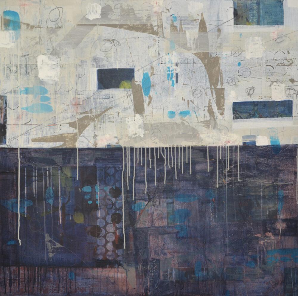 Blue Chip by Karen Lehrer