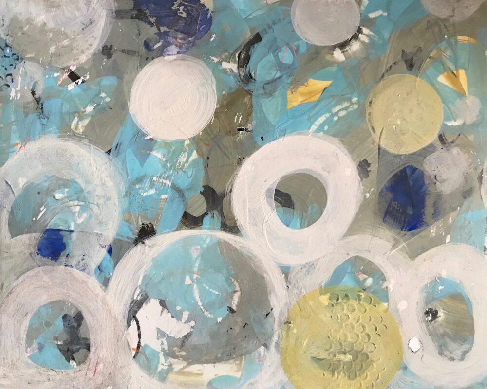 Bubbling by Karen Lehrer