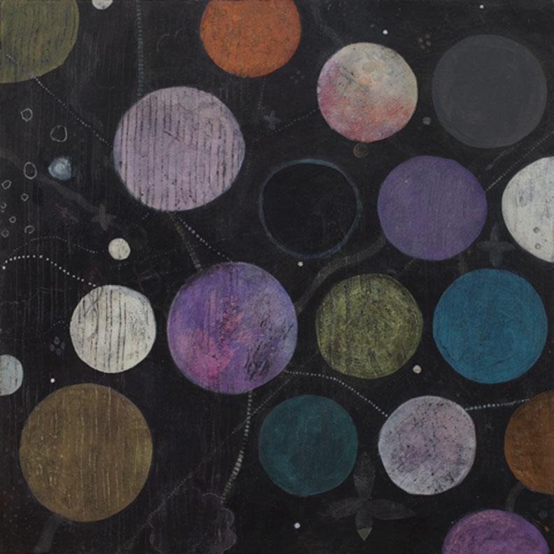 Expanding Space by Karen Lehrer