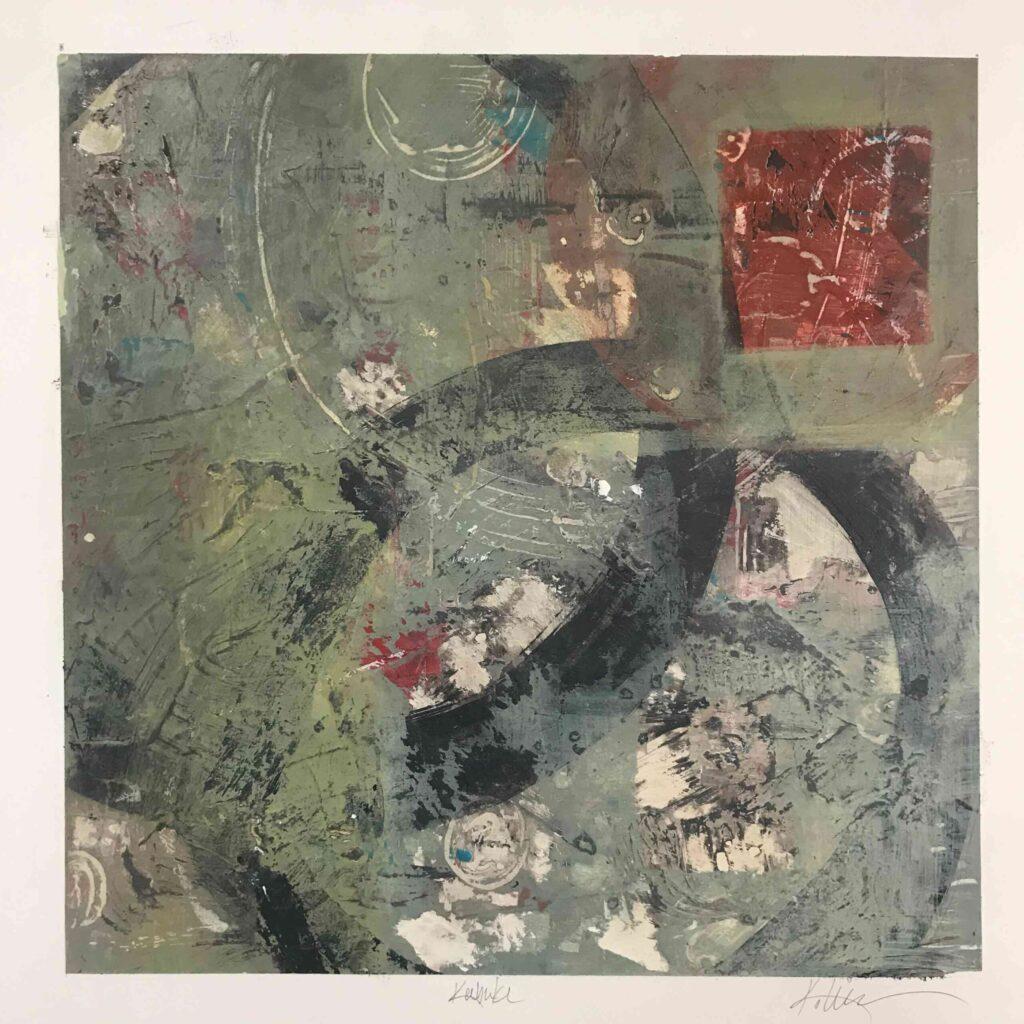 KABUKI-by Karen Lehrer