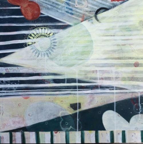 Waterscape by Karen Lehrer