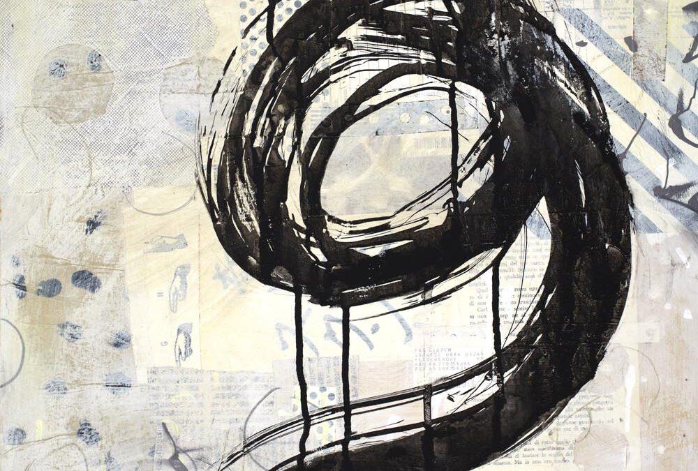 Brushstroke Series – New Works!